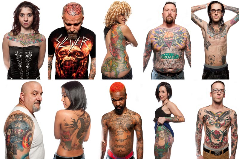 Татуировка может изменить жизнь человека