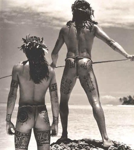 Когда и как появилась татуировка