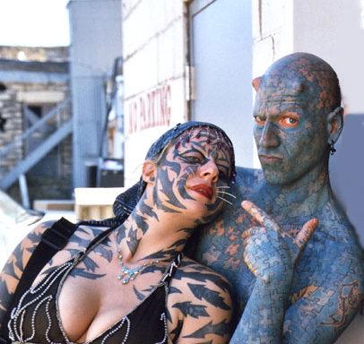 Татуировки у женщин и их связь с характером
