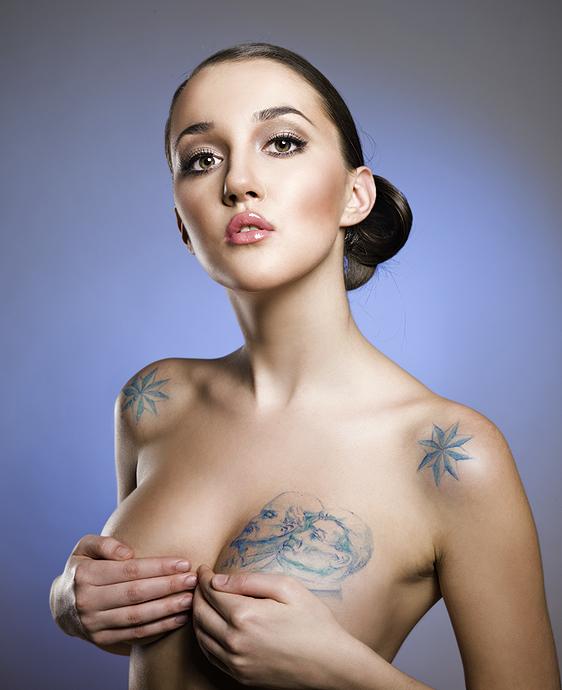 Татуировки с изображением Ленина17