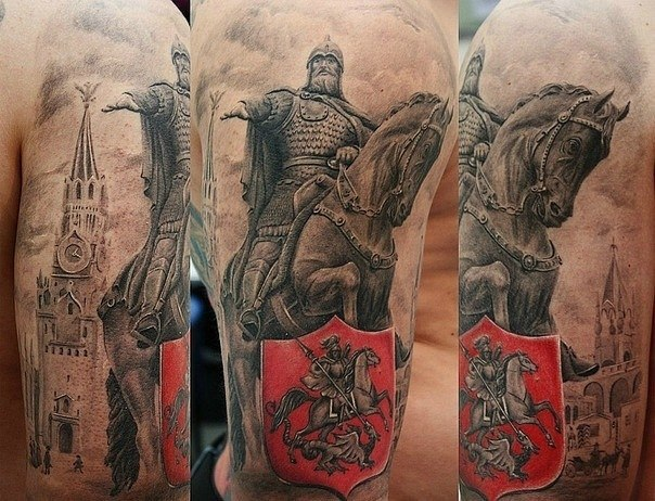 патриотические тату05